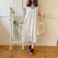 lace  cami mermaid onepiece