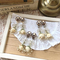 antique white rose gyp PI & EA