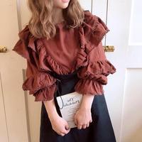 (antique brown)