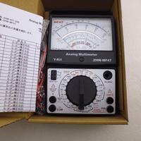 日本語詳細組立手順書付 針式テスターキット  ( ZHW-KIT-020 )