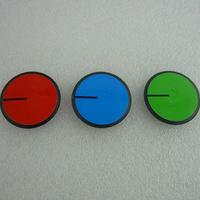 取付ネジ付  ポリバリコン用ダイヤル ( DIAL KNOB for PVC )