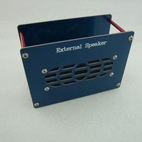 祐徳電子オリジナル 簡易型無線機外部スピ-カ-ボックス ( ZHW-HAM-075 )