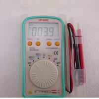 ポケットサイズ   デジタルテスター HP-6400