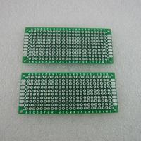 両面ユニバ-サル基板 ( 70×30 ) 2枚セット ( UNIVERSAL PCB SET ) 2pcs/set  ( ZHW-293 )