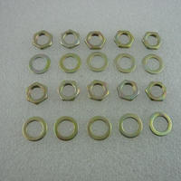 ボリューム用ナット+ワッシャーM8  10set/Pack ( NUTS+WASHER for VOLUME M8  10set/pack )