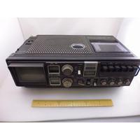 東芝製  GT-4500  白黒TV /ラジオ/カセットレコーダー JUNK