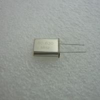 50.630MHz HC-49U Type 水晶振動子   (X'TAL 50.630MHz HC-49U TYPE)