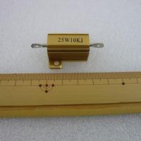 メタルクラッド抵抗 10KΩ-25W ( Metal Clad Resistors 10KΩ-25W