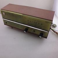 ナショナル真空管ラジオ JUNK  MODEL: DX-480  ( ZHW-ETC-264 )