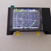 Nano VNA 3GHz 金属ケースTYPE  ( ZHW-MEAS-039 )