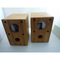竹スピーカーBOXセット( 3inch スピーカー用 )