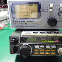 STANDARD C5800 144MHz ALL MODE機  MIC付 中古整備済み送受信OK  ( ZHW-ETC-295 )