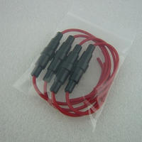 中間FUSE HOLDER 5×20 TYPE   4pcs/set  ( ZHW-304 )