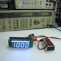 KIT ラジオ自作派向け AM / FM 周波数表示器UNIT