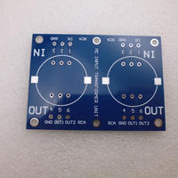 MC INPUTトランス ZHW-BT-MC-INT-1  ( ZHW-TRNS-042 )用 PCB