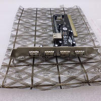 在庫処分 2台  USB2.0 PCI CARD  ( Sale USB2.0 PCI CARD)