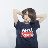 Tee: ANTI Fascist(ネイビー)