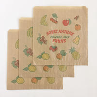 Fruits Shop Paper Bag L