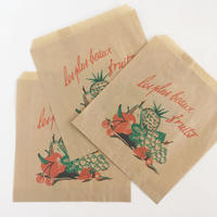 Fruits Shop Paper Bag M