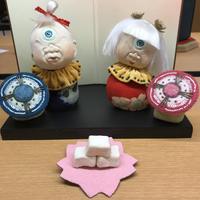 福島育代豆腐こぞう雛(セット)