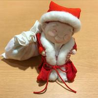 福島育代 なぜか似ている サンタ童子