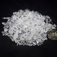 「水晶さざれ石・100g」ブレスレット置き・インテリア・アクセサリーの素材にいかが?