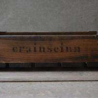 ウッドボックス S(midium brown)