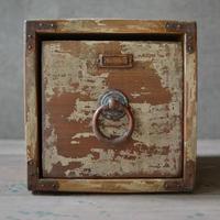 ワン - ドロワーボックス a(ivory light brown)