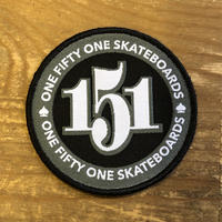 151 NUMBERS PATCH