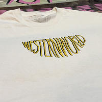 Western world  Black&Yellow Tee