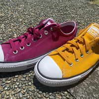 Cons CTAS Pro OX Rose Maroon /Sunflower Gold
