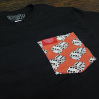 Western World collecting  Dice  pocket shirt