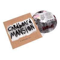 Vagrant Cardboard Mansion DVD