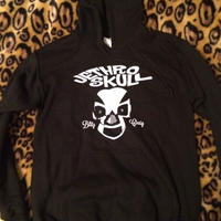 Jethro skull BlitzCraig パーカー
