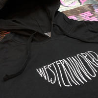 Western world Black&White Hoodie