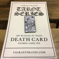 Death Card  Lapel  pin