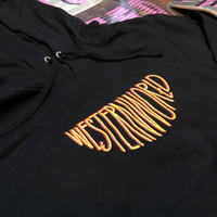Western world  Red&Yellow Hoodie