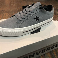CONS ONE STAR PRO OX  COOL GREY/BLACK/WH