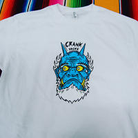 Crank socks Demon T shirt