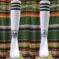 SUKARU HI SOCKS Black Line