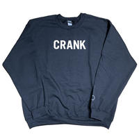 CREW NECK SWEAT [Black]