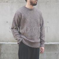 comm.arch. / Hand Framed Alpaca Wool P/O / col.Sandalwood / size 4