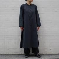 THE HINOKI / コットンネップ パラシュートクロス オールインワン / col.ブラック