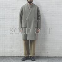 bunt / GOWN COAT / col.カーキ / Men's