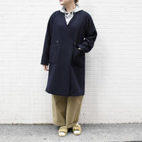bunt / GOWN COAT / col.ネイビー / Lady's