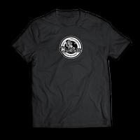 レーベルオリジナルTシャツ(カラー:ブラック)