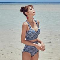 レディース 水着 ビキニ プチプラ 韓国 可愛い 大きいサイズ 体型カバー