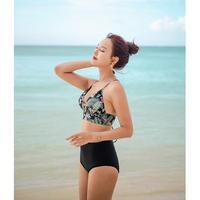 レディース 水着 ビキニ  体型カバー プチプラ 韓国 可愛い 大きいサイズ