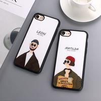 iPhoneケース #LEON #MATILDA