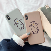 iPhoneケース # sweet bear